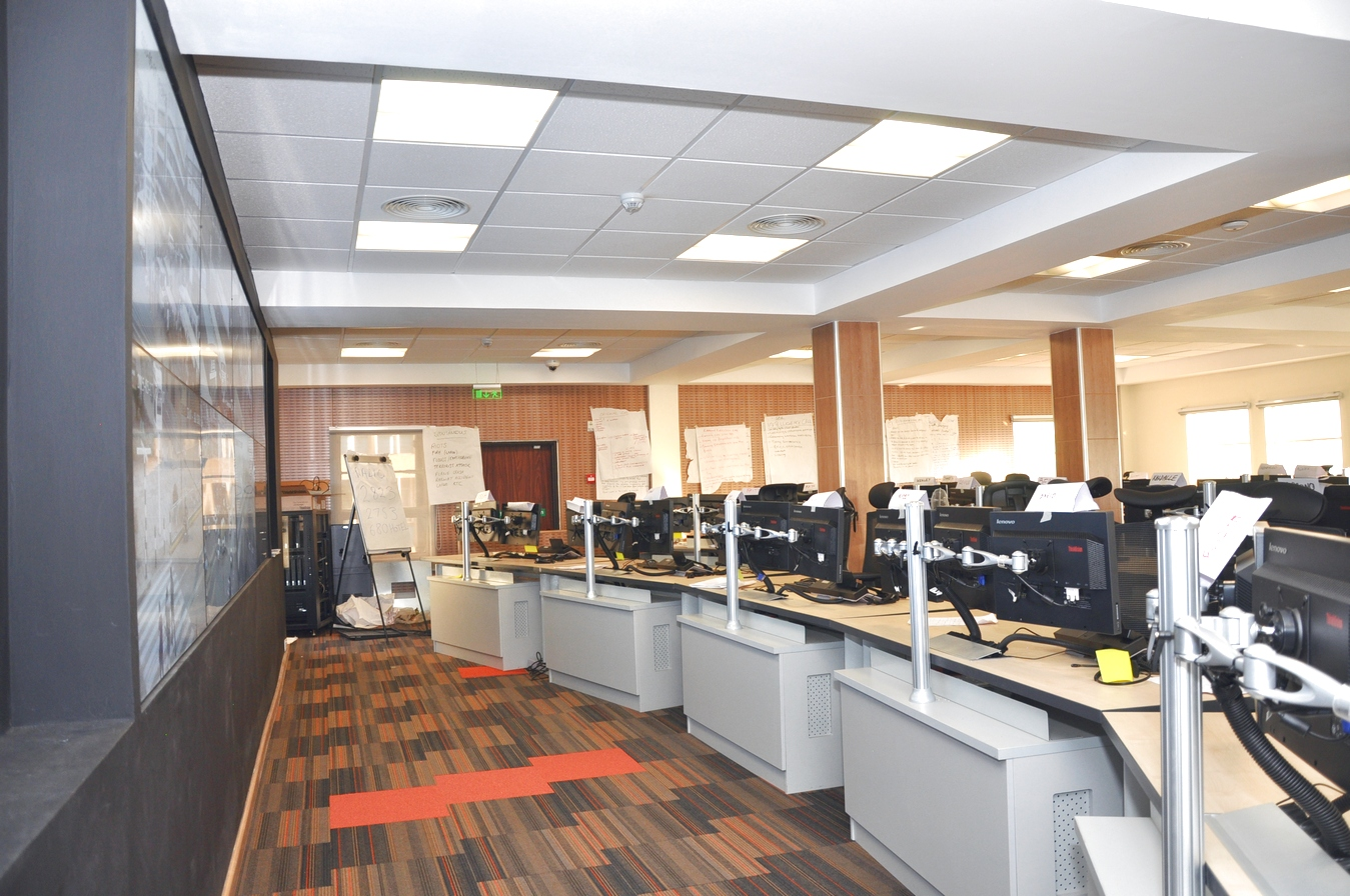 Command and Control Center - National Police Service