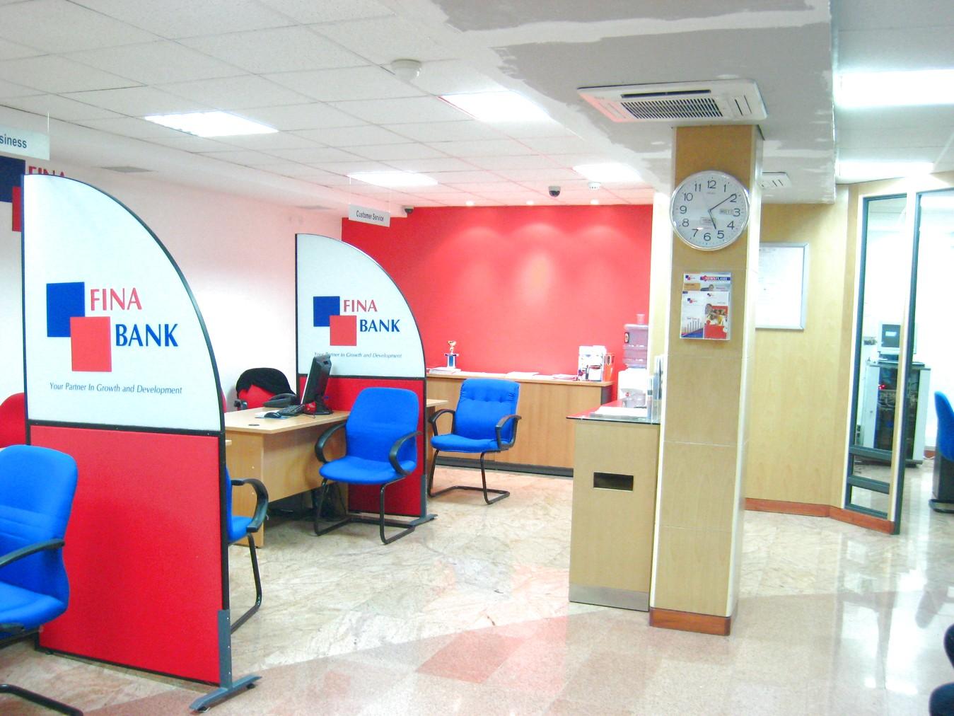 Fina Bank Apic Center