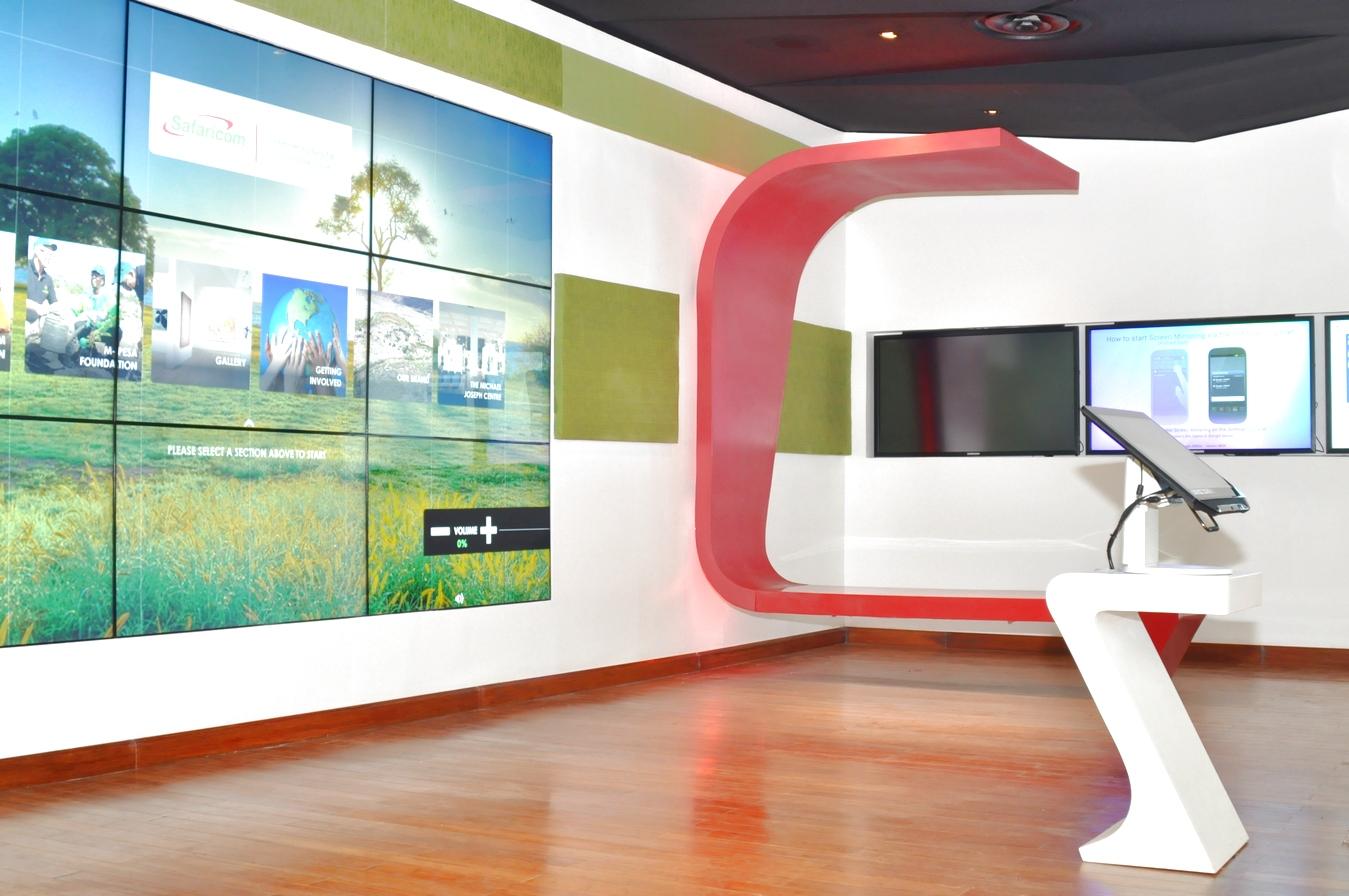 Safaricom Experience Center
